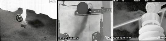 Localizacion de fuga de gases