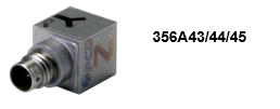 Acelerómetro triax ICP® en miniatura