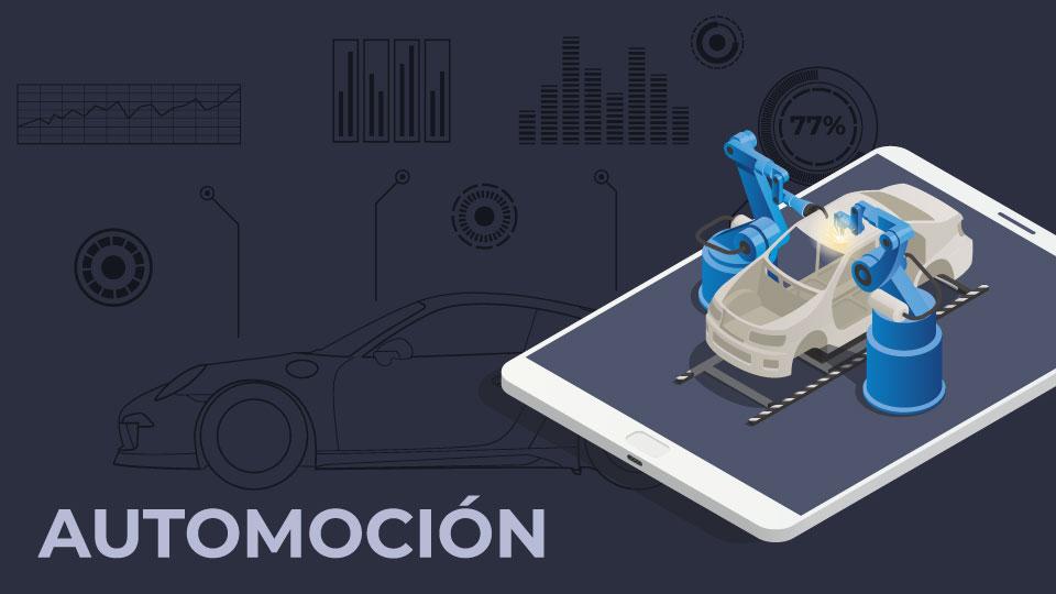 La tecnología en la industria - Automoción