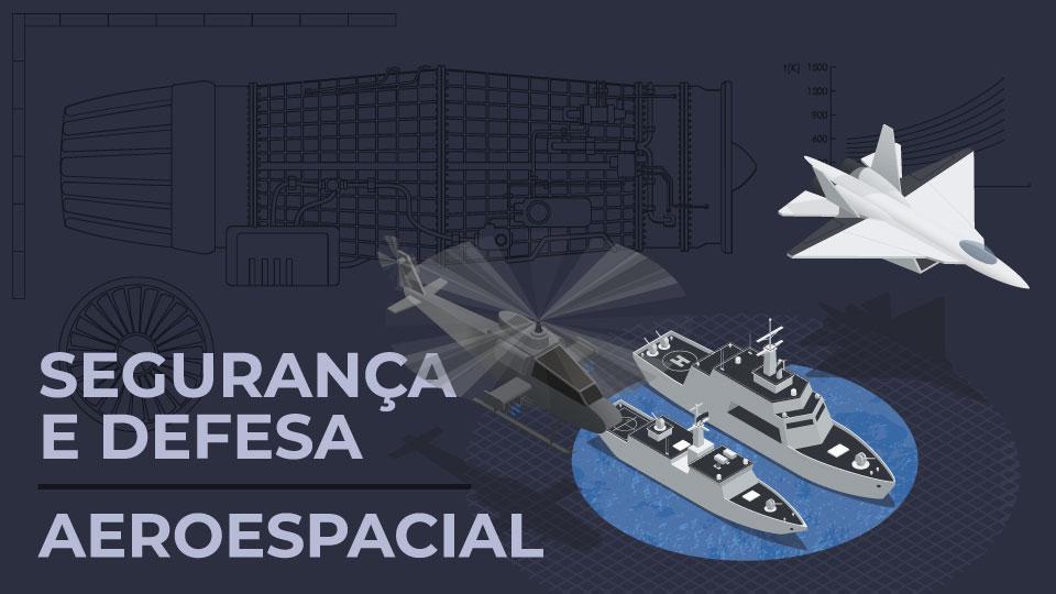 Aeroespacial, defesa e segurança