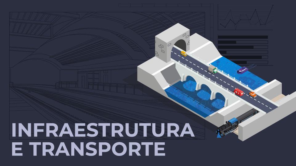 Infraestrutura e Transporte
